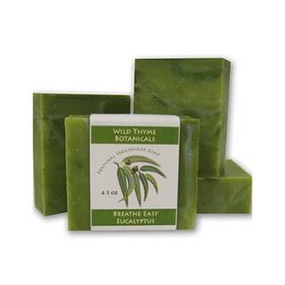 Breathe Easy Eucalyptus Natural Handmade Soap
