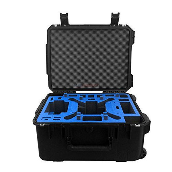 Go Professional XB-DJI-Plus Wheeled Case for DJI Phantom Products