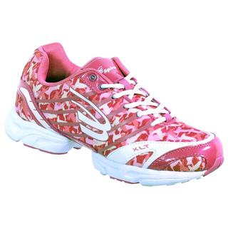 Duck Dynasty by Spira Women's Pink Camo Running Shoes