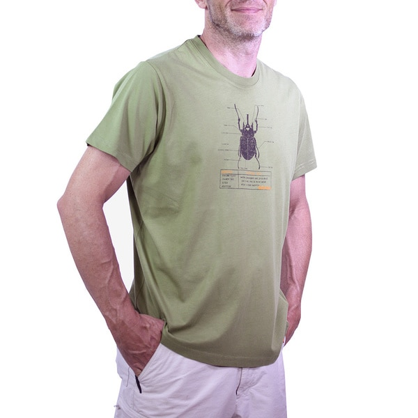 Bear Grylls by Craghopper Men's BG Beetle Tee
