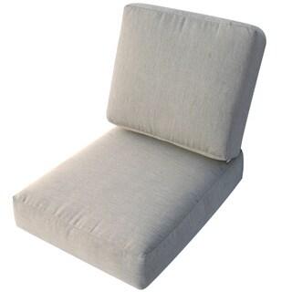 Trijaya Living Granite Sunbrella Universal Club Chair Cushion