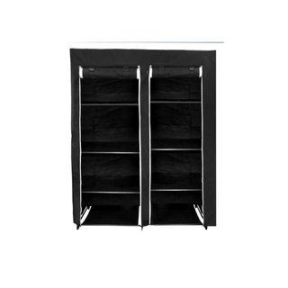48-inch 8-Shelf Portable Fabric Closet