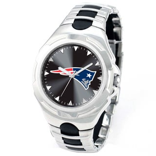 Game Time Men's New England Patriots Victory Watch