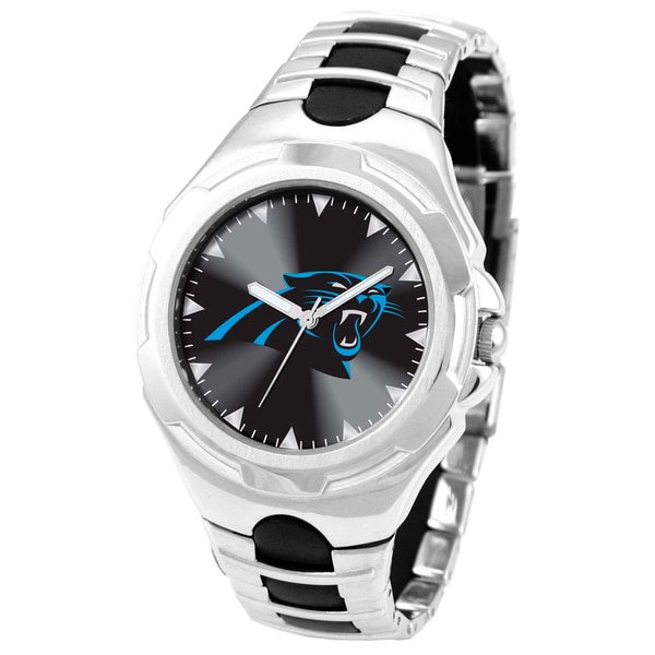 Game Time Men's Carolina Panthers Victory Watch