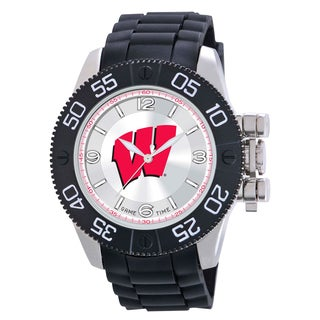Game Time Men's Wisconsin Badgers NCAA Beast Watch