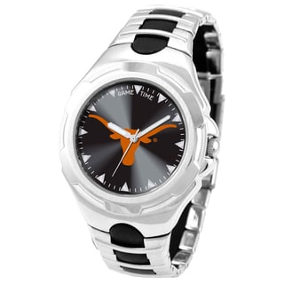 Game Time Men's Texas Longhorns Victory Timepiece