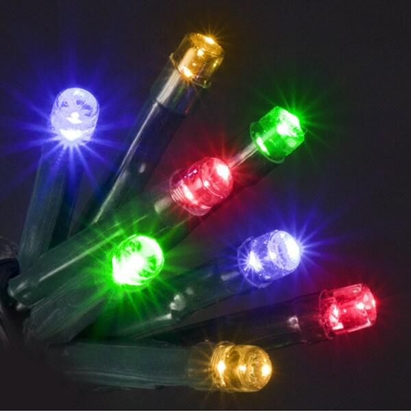 100 LED Multi Lights UL Standard