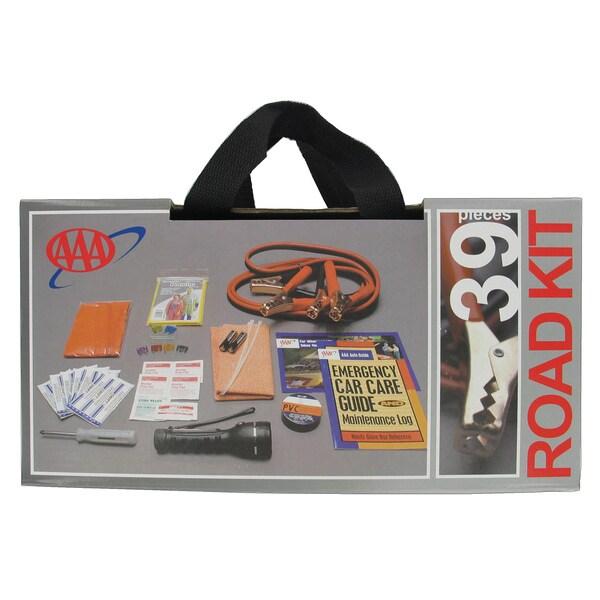 Lifeline AAA 42-piece Road Kit