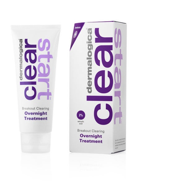 Dermalogica Clear Start Breakout Clearing 2-ounce Overnight Treatment