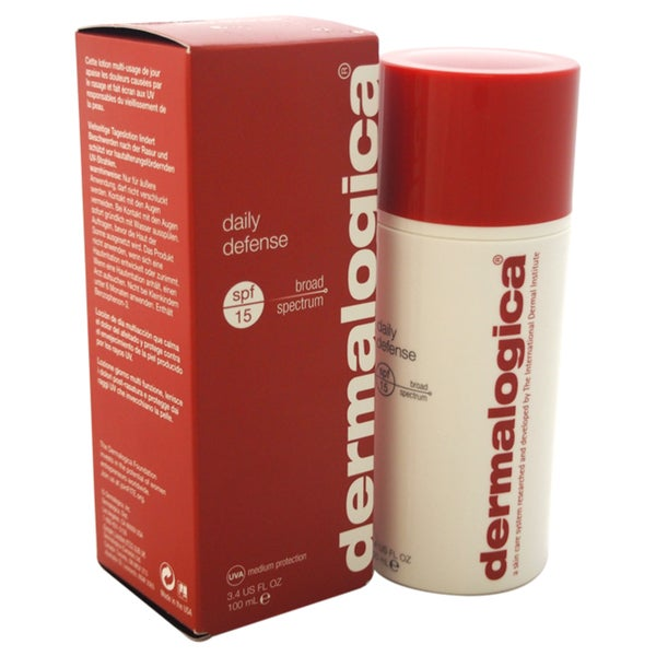Dermalogica Men's Line SPF15 3.4-ounce Daily Defense