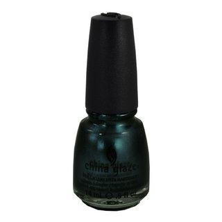 China Glaze Vintage Vixen Emerald Fitzgerald 0.5-ounce Nail Polish