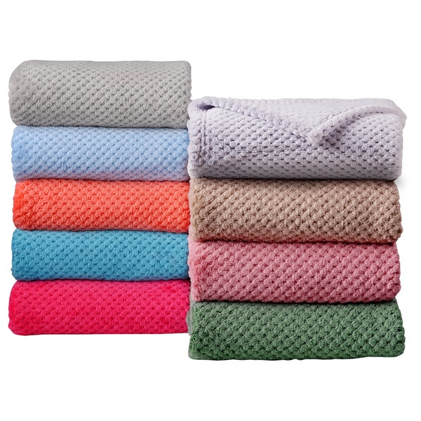 Lexton Fleece Throws