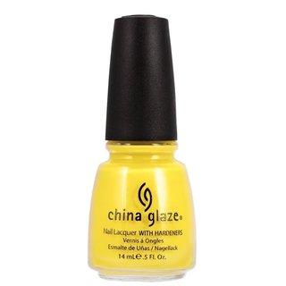 China Glaze Happy Go Lucky 0.5-ounce Nail Polish