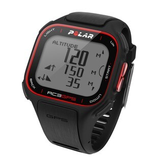 Polar RC3 GPS Enabled Black Sports Watch