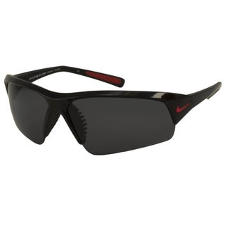 Nike Men's Skylon Ace Pro P Polarized/ Wrap Sunglasses