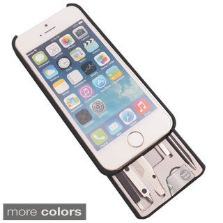 MyTask Urban iPhone 5/ 5s Phone Case with Built-in Tools