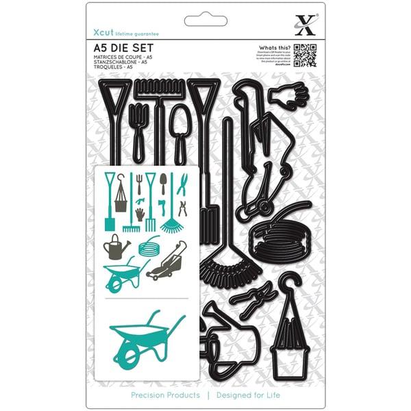 Xcut A5 Die Set-Garden Tools