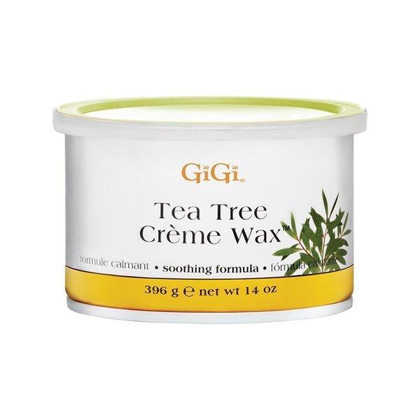 Gigi Tea Tree 14-ounce Creme Wax 14318201