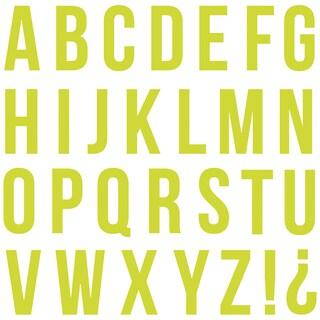 """Kaisercraft Die-Uppercase Alphabet .5""""X1"""""""