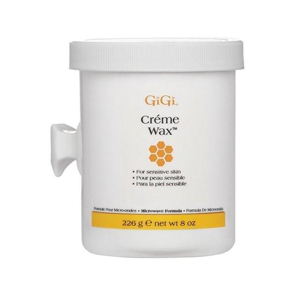 Gigi 8-ounce Creme Wax Microwave Formula 14318369
