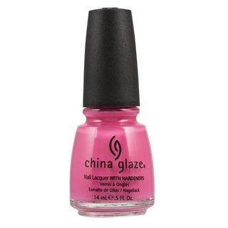 China Glaze Sexy Lady 0.5-ounce Nail Polish