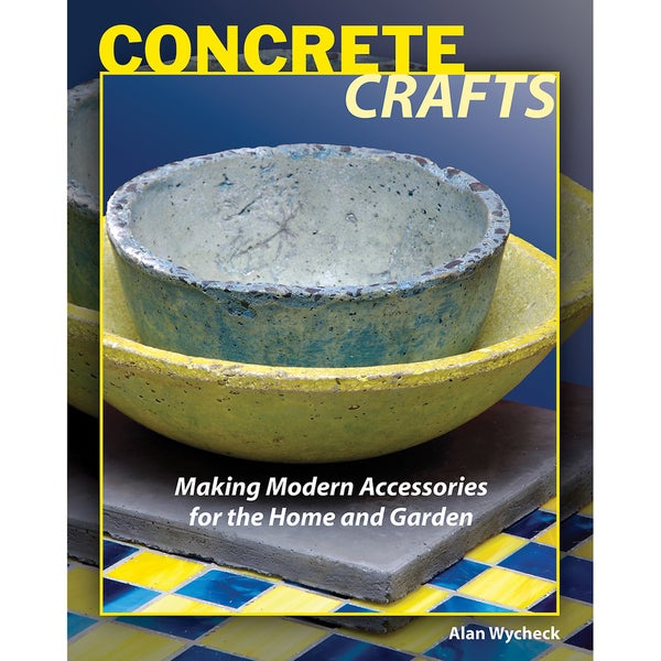 Stackpole Books-Concrete Crafts