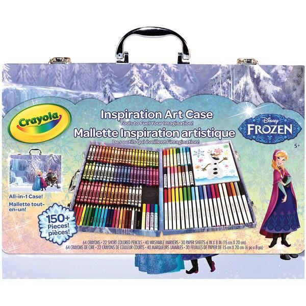 Crayola Inspiration Art Case Disney Frozen