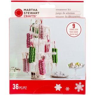 Merry & Bright Ribbon Ornaments