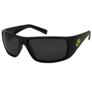 Nike Men's Grind P Polarized/ Wrap Sunglasses