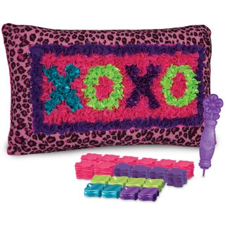 PlushCraft (R) XOXO Pillow Kit-XOXO Pillow