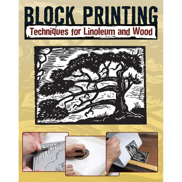 Stackpole Books-Block Printing Techniques