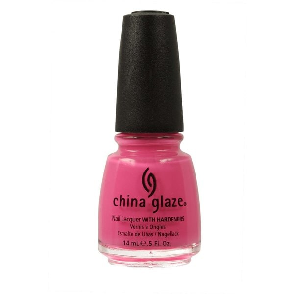 China Glaze Wow Factor Shocking Pink