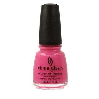 China Glaze Wow Factor Shocking Pink