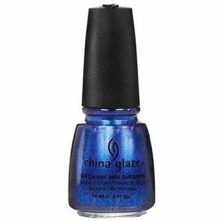 China Glaze Blue Year's Eve 0.5-ounce Nail Polish