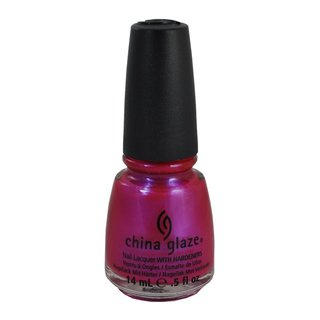 China Glaze Caribbean Temptation 0.5-ounce Nail Polish