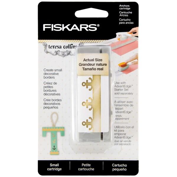Fiskars Teresa Collins Border Punch Cartridge-Anchors