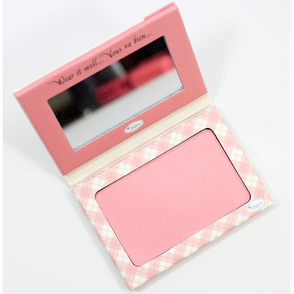 The Balm Blush Instain Petal Pink Blush Argyle