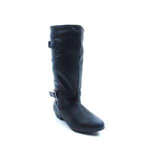 Blue Women's Black Ronit Boots