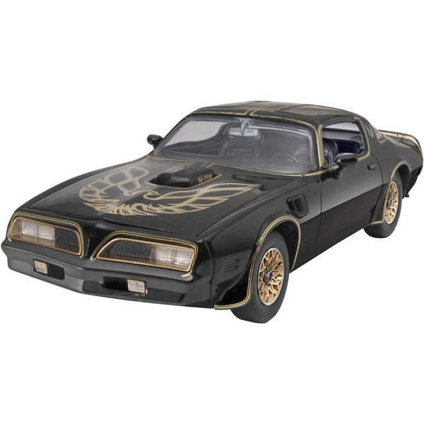 Plastic Model Kit-'77 Smokey And The Bandit Firebird 1/25
