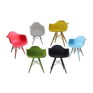 Emily Plastic Accent Dining Chairs