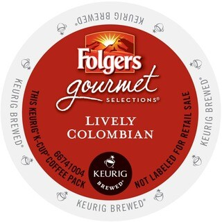 Folgers Gourmet Selections Lively Colombian Coffee