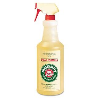 Murphy Oil Soap Soap For Commercial Market/ 32-ounce Trigger Spray Bottle
