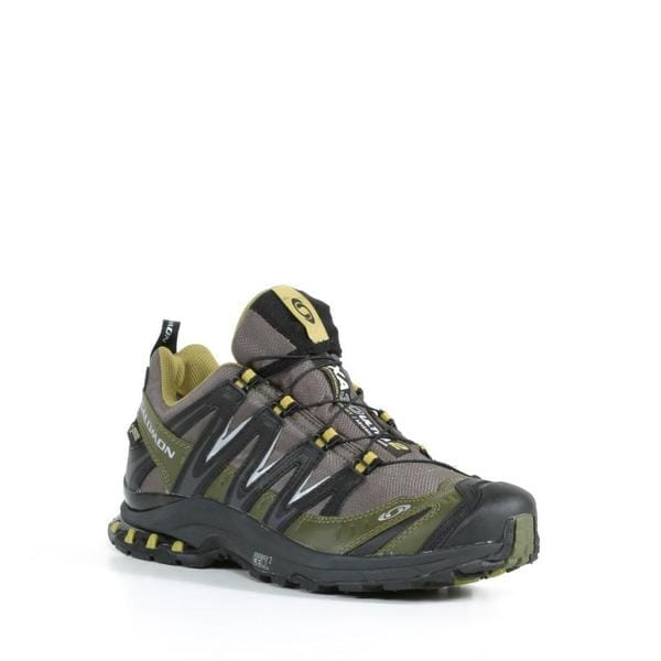 Salomon Men's Olive, Black and Moss XA PRO 3D Ultra 2 GTX