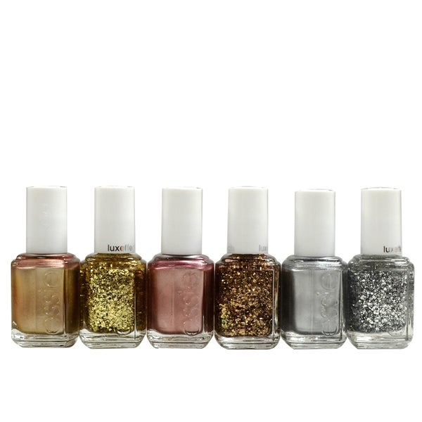 Essie 2014 Glittering Heights 6-piece Nail Polish Kit