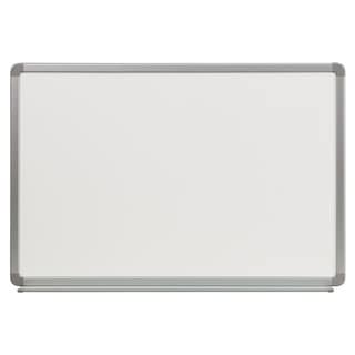 Offex 3' x 2' Porcelain Magnetic Marker Board
