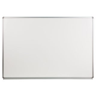 Offex 6' x 4' Porcelain Magnetic Marker Board