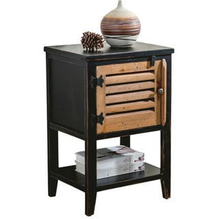 Shelburn 2-tone Accent Table