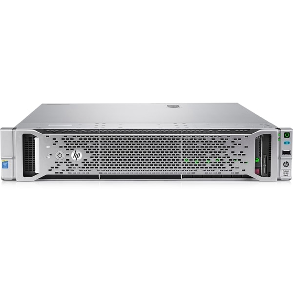 HP ProLiant DL180 G9 2U Rack Server - 1 x Intel Xeon E5-2603 v3 Hexa-