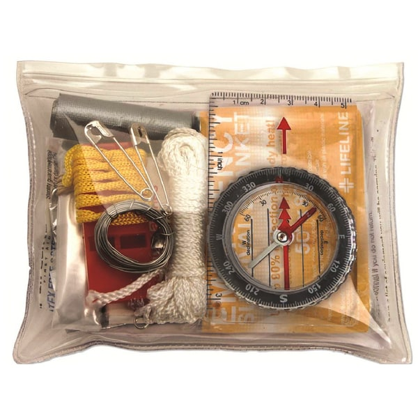 Lifeline Essential 29-piece Ultralight Survival Kit
