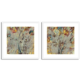 Gallery Direct Jane Bellows's 'Wishful Thinking I' and 'II' Art Two Piece Set